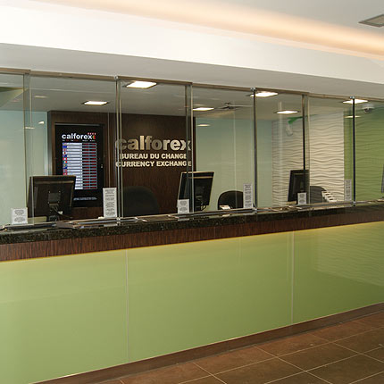 Calforex Currency Exchange Ottawa Downtown
