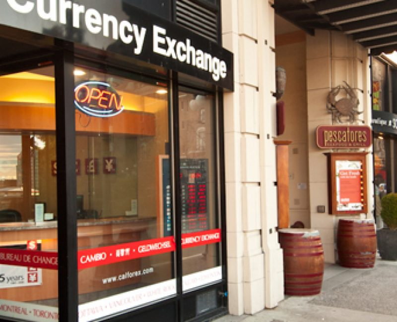Victoria Currency Exchange